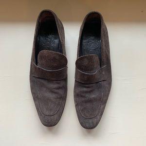 A. Testoni Loafers